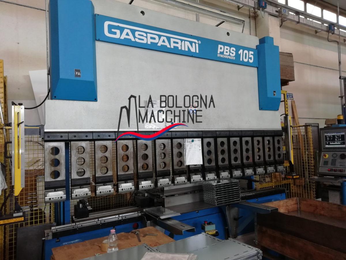 Press Brake Gasparini PBS 105/3000