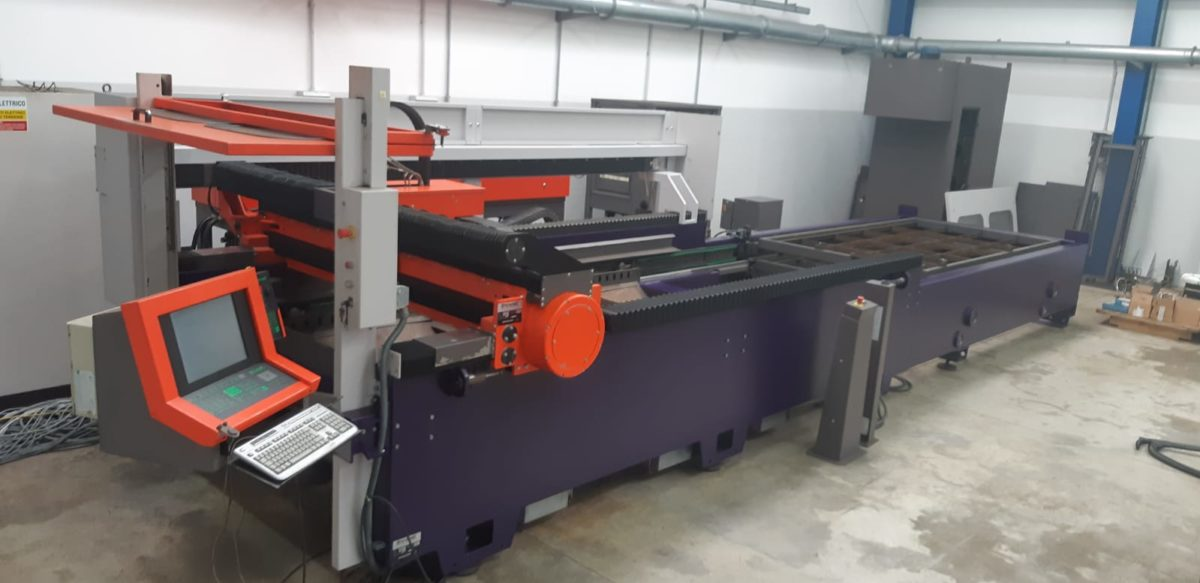 Laser Bystronic Bysprint 3015 3kW