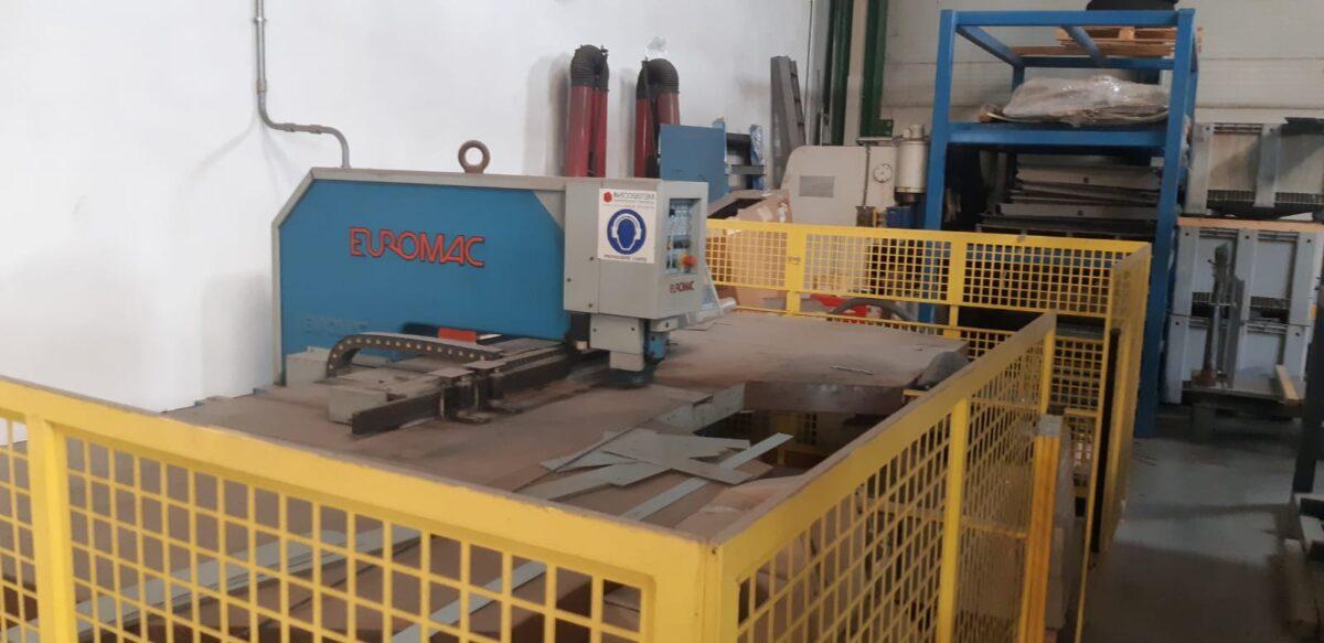 Punching machine EUROMAC CX 750/30