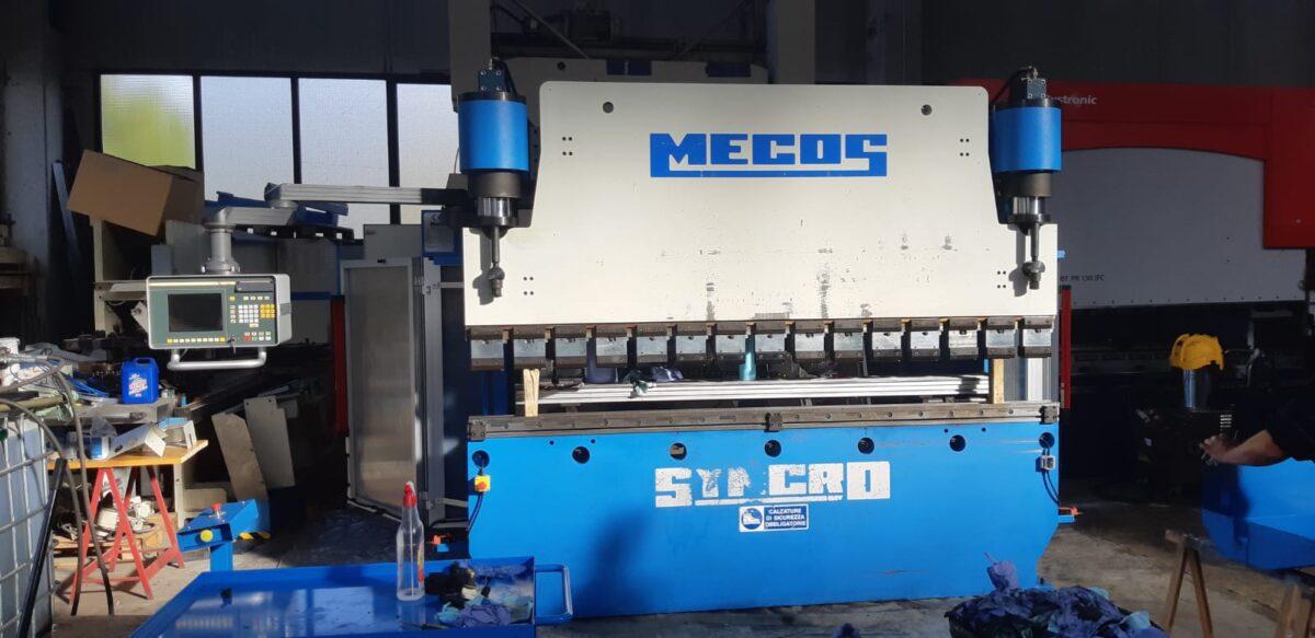 Press Brake MECOS 3000 x 100 6 axes