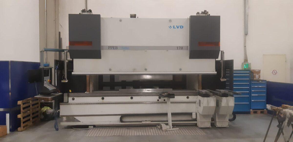 Press Brake LVD PPEB-8 170/40