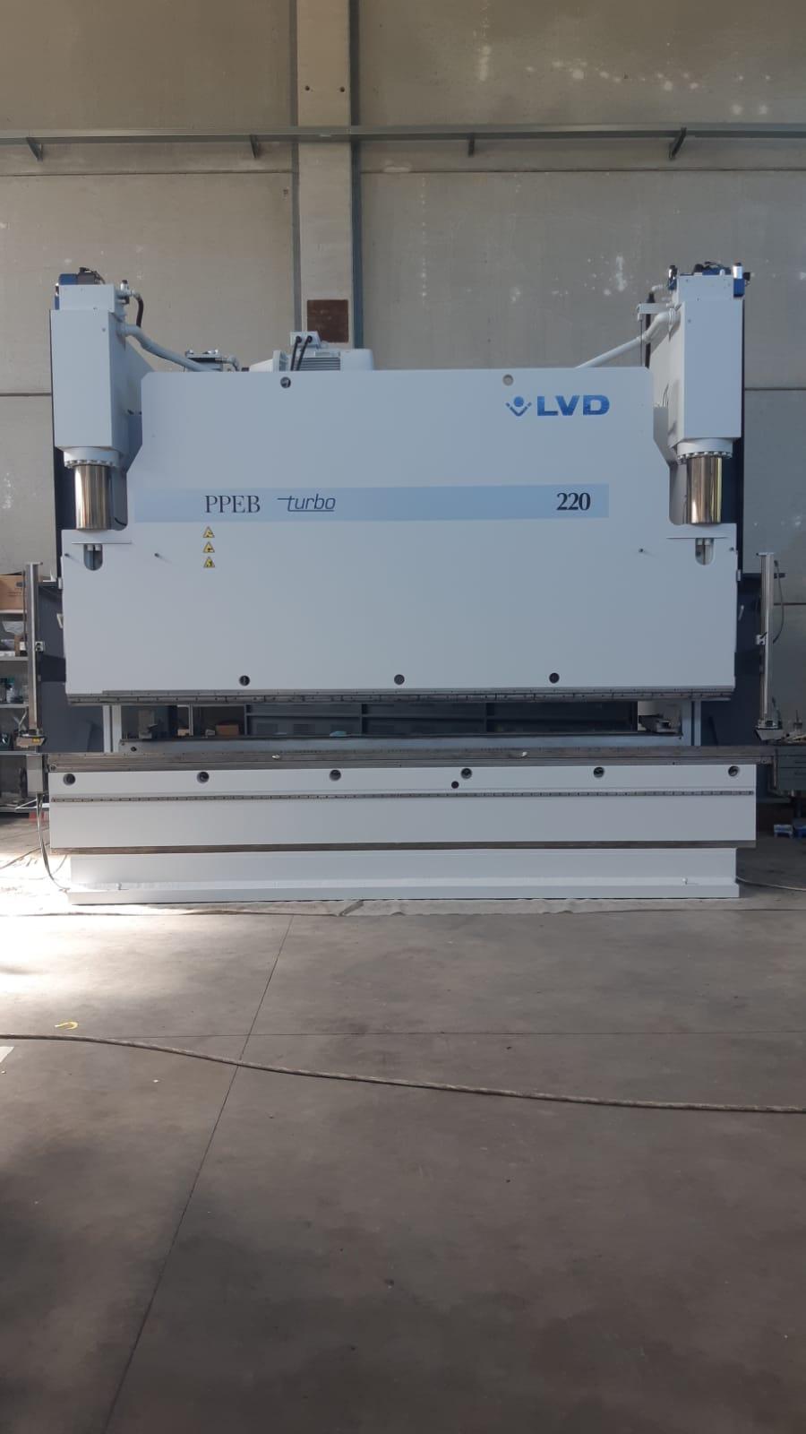 Press brake LVD PPEB-8 220/42